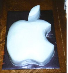 'Apple' Logo