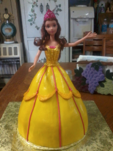 Princess - Sculpted Skirt