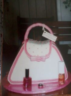 Purse in Pink