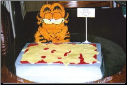 Garfield and Lasagna