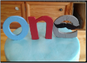 Lower Case Wooden Letter Topper