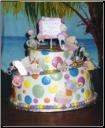 Baby Celebration Topsy Turvy